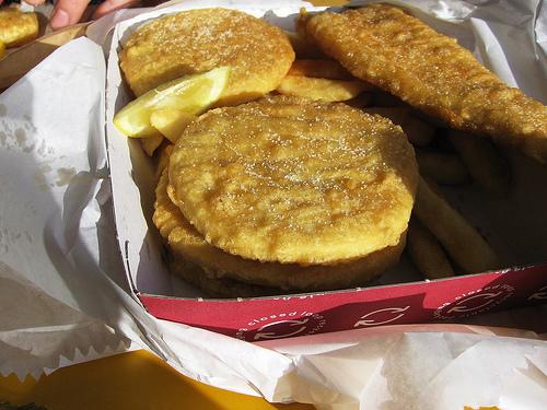 Schiacciatine di patate per Pasquetta