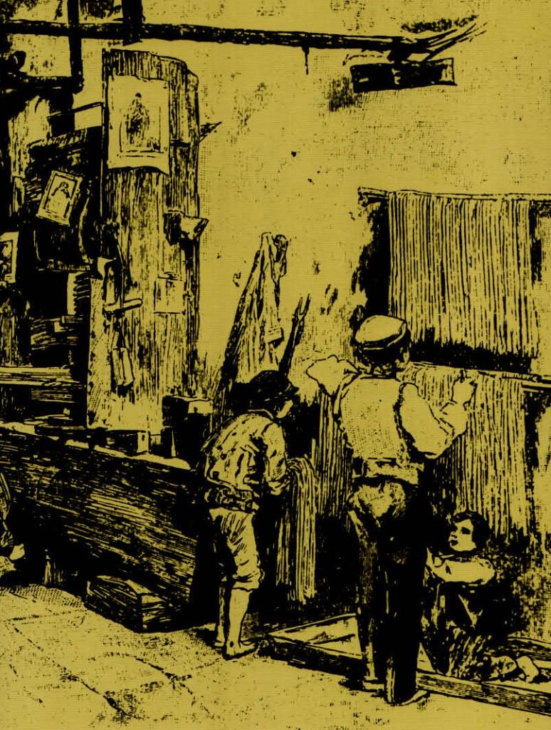 antichi processi di produzione della pasta